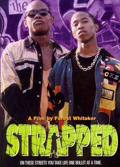 STRAPPED BY STIGGERS,WILLIAM JA (DVD)