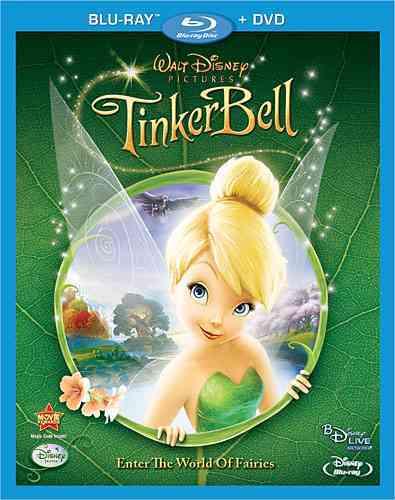 TINKER BELL BY WHITMAN,MAE (Blu-Ray)